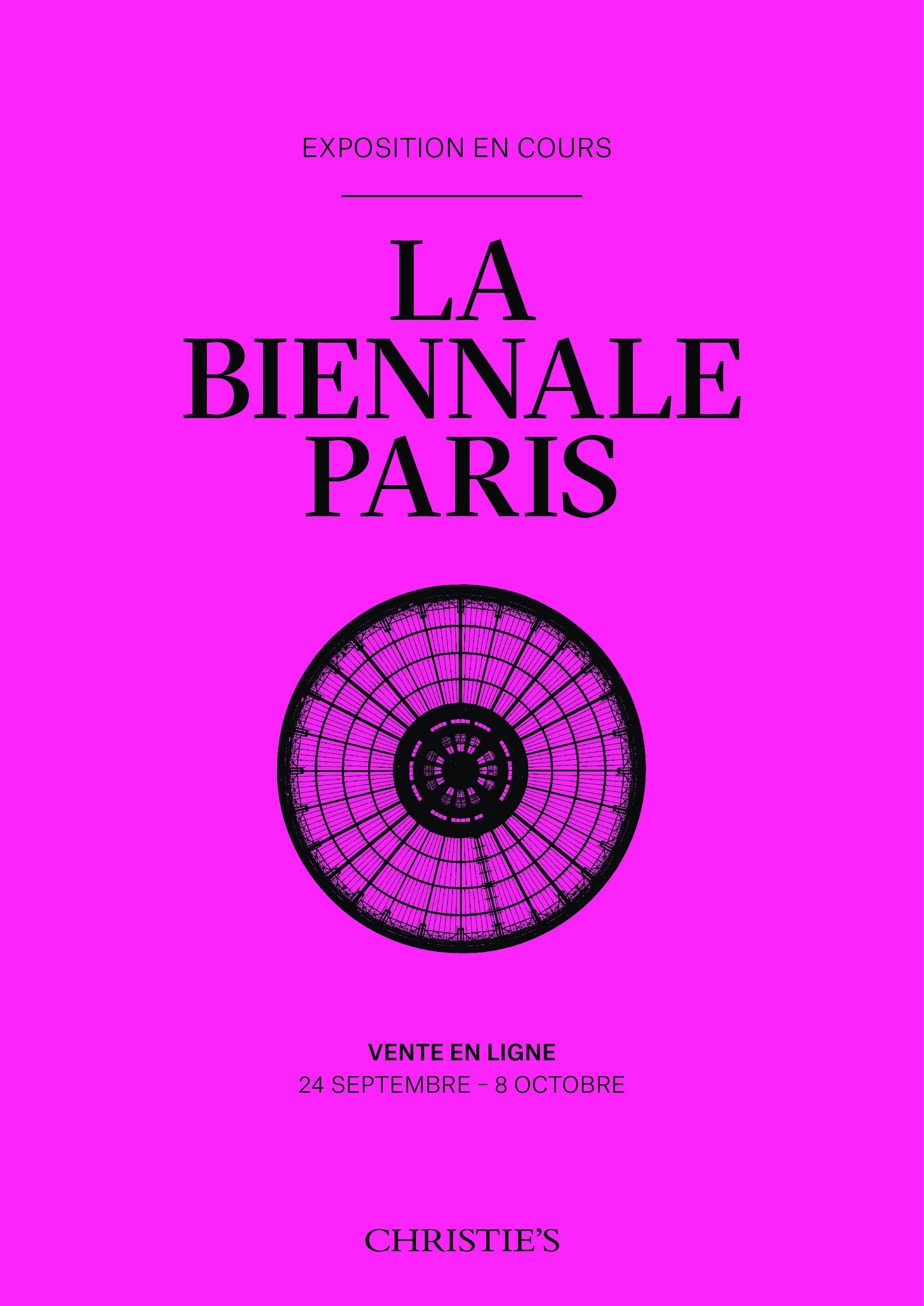 Biennale Paris 2020 - Galerie Hadjer