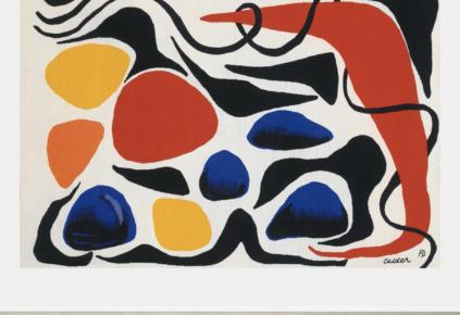 Calder Tapestries - Galerie Hadjer