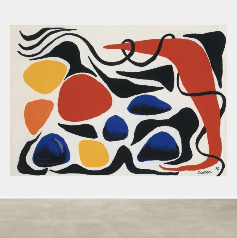 Calder et la Tapisserie - Galerie Hadjer