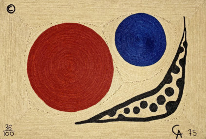 Moon - Alexander Calder - Galerie Hadjer
