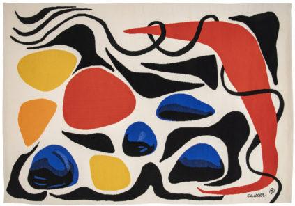 Dirty Blues - Alexander Calder - Galerie Hadjer