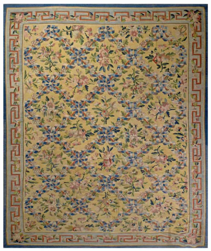 Aubusson Carpet - Galerie Hadjer