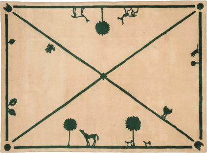 La Promenade des Amis - Diégo Giacometti - Galerie Hadjer