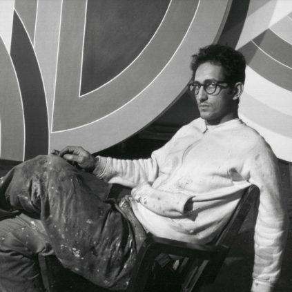 Frank Stella - Galerie Hadjer
