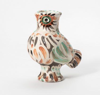 OWL - Pablo Picasso - Galerie Hadjer