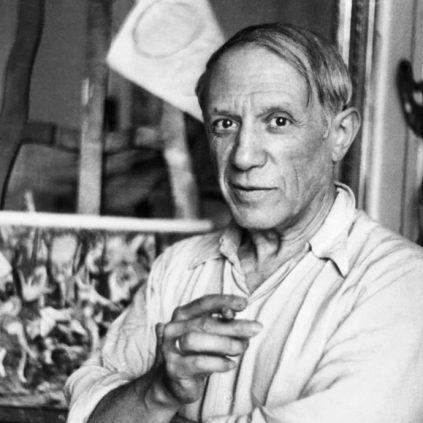 Pablo Picasso - Galerie Hadjer
