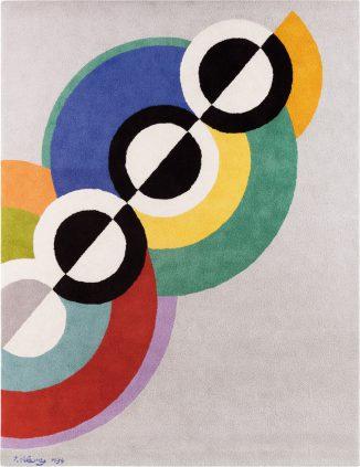 Rythme - Robert  Delaunay - Galerie Hadjer