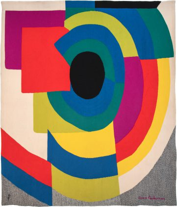 Syncope - Sonia Delaunay - Galerie Hadjer