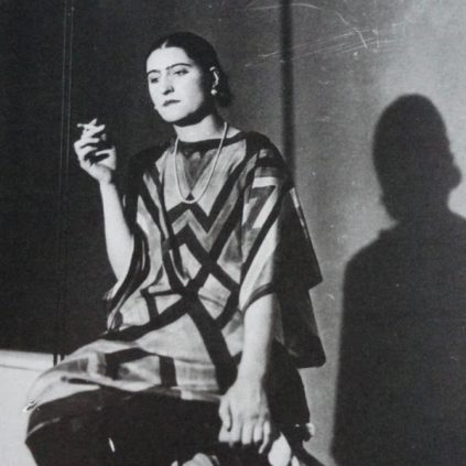 Sonia Delaunay - Galerie Hadjer