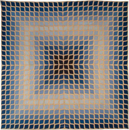 Quasar - Victor Vasarely - Galerie Hadjer