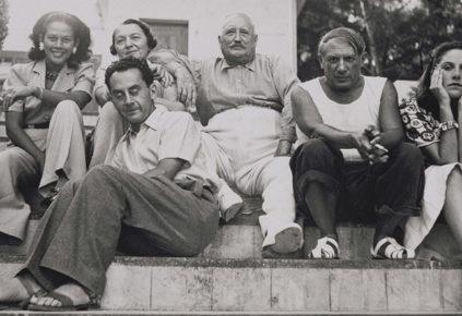 À partir des années 1930, un large éventail d'artistes de premier plan - Galerie Hadjer