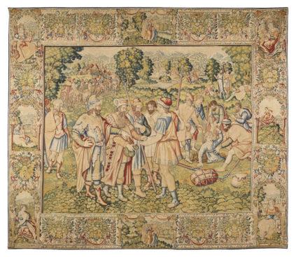 Joseph et ses Fréres - Galerie Hadjer