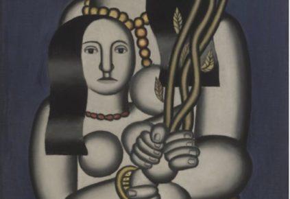 SÉRIE DE GOUACHES ET HUILES DE LÉGER - Galerie Hadjer