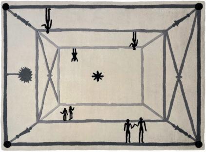 La rencontre - Galerie Hadjer