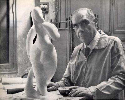 Henri Laurens - Galerie Hadjer