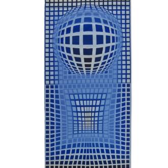 Victor Vasarely - Galerie Hadjer